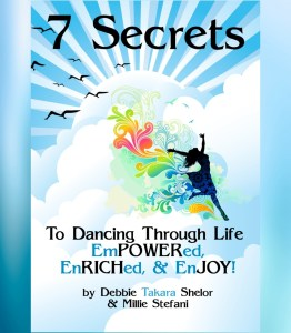 Free ebook 7 Secrets to Dancing Through Life