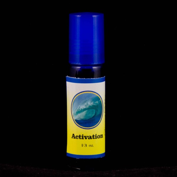 Activation Flower Essence Gem Essence Aromatherapy