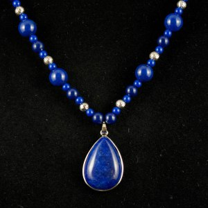 Semi-Precious Stone Crystal Healing Necklaces by Dancing Dolphin