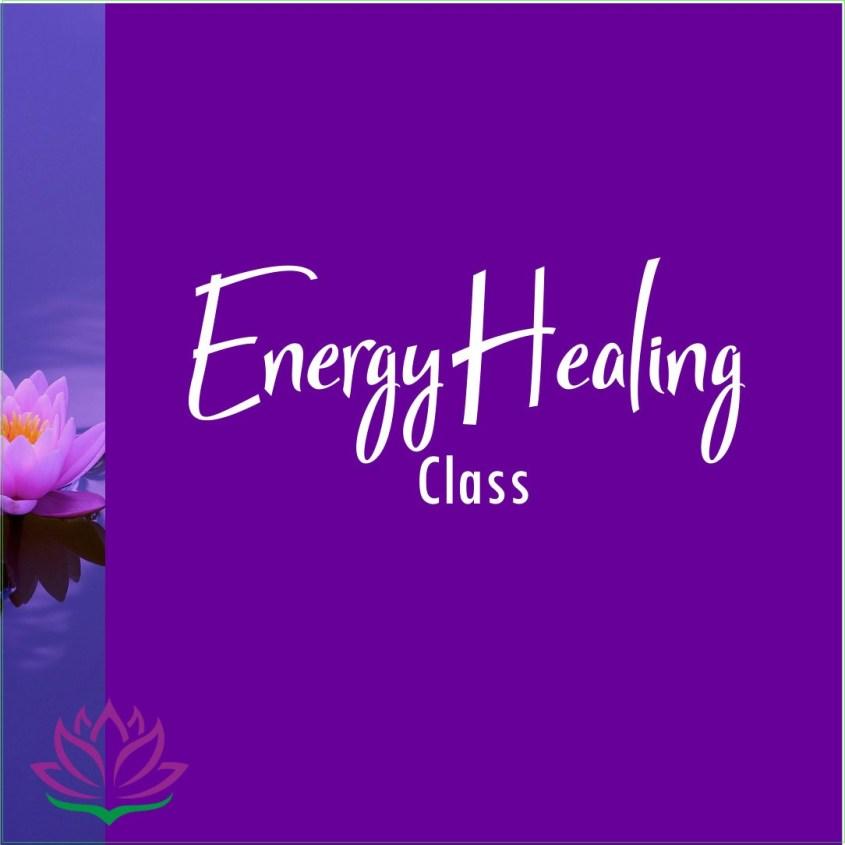 Energy Healing Class with Takara