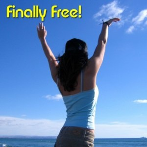 Finally Free Energy Healing Meditation Class