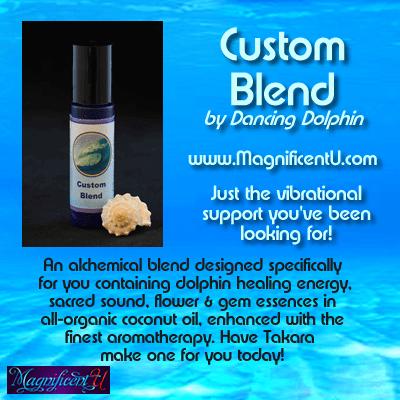Flower Essence Custom Blend