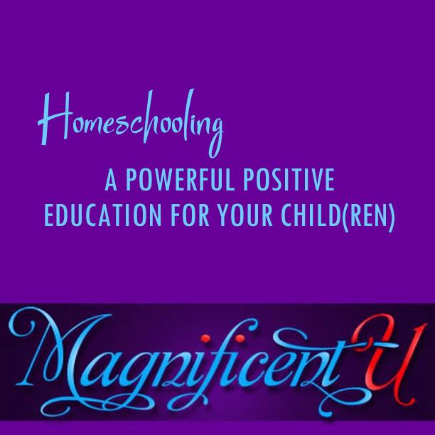Homeschooling a Powerful Positive Education