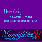 Homeschooling a Powerful Positive Education