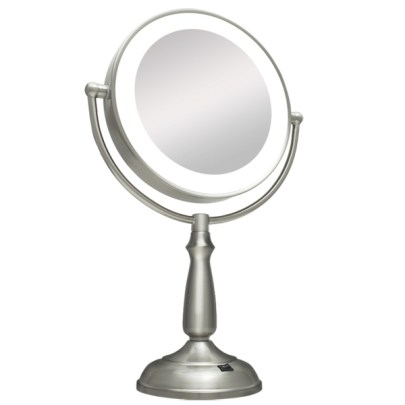Image result for Using a magnifying mirror