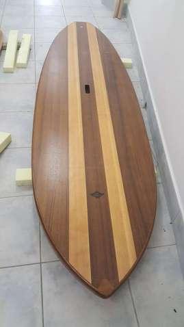 Surf in legno su misura
