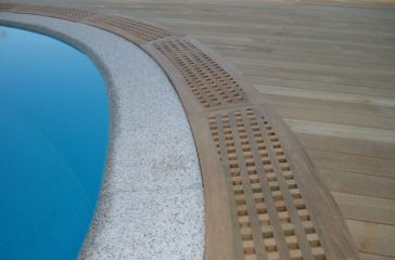 Carabottini per piscina