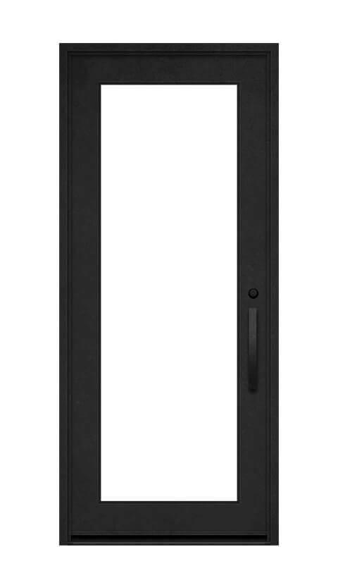 CLEAR DOOR MODEL