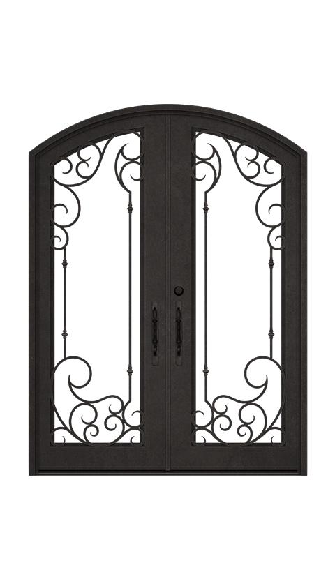 EYEBROW TOP - DOUBLE DOOR