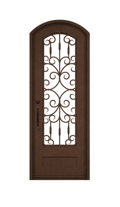 EYEBROW TOP STANDARD SINGLE DOOR