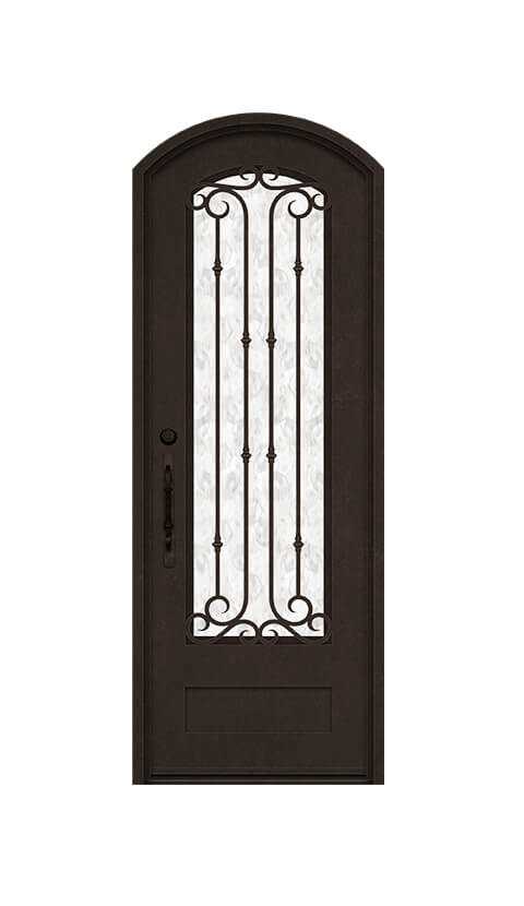 EYEBROW TOP - STANDARD SINGLE DOOR
