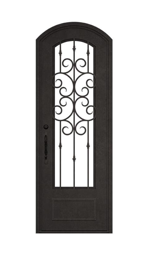 EYEBROW TOP - STANDARD SINGLE DOOR