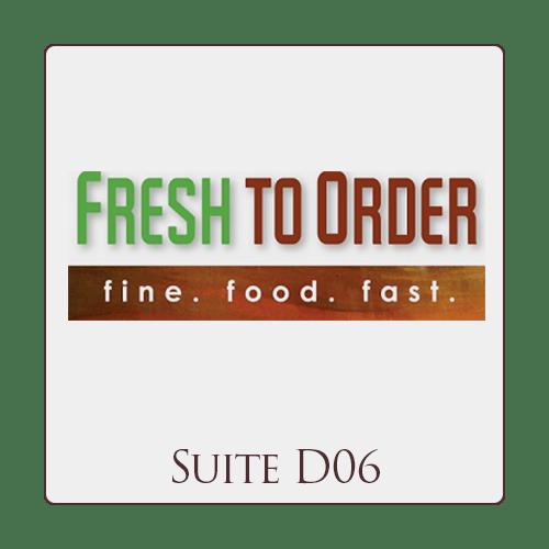 Fresh 2 Order Greenville Sc