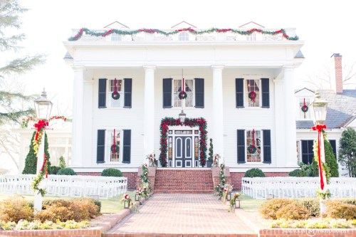 Rose Hill Plantation Christmas