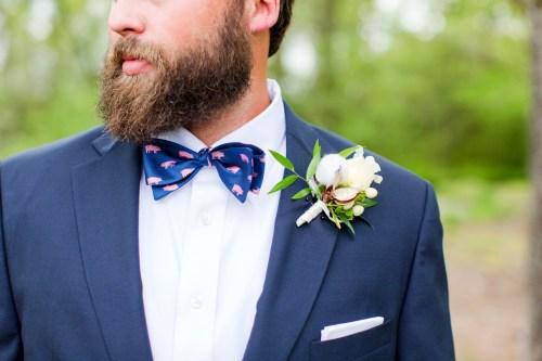 Pig Bow Tie