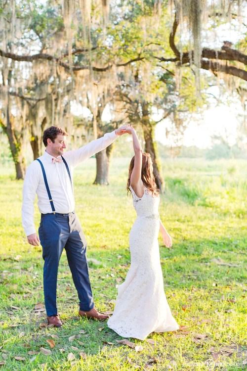 Groom Spining Bride