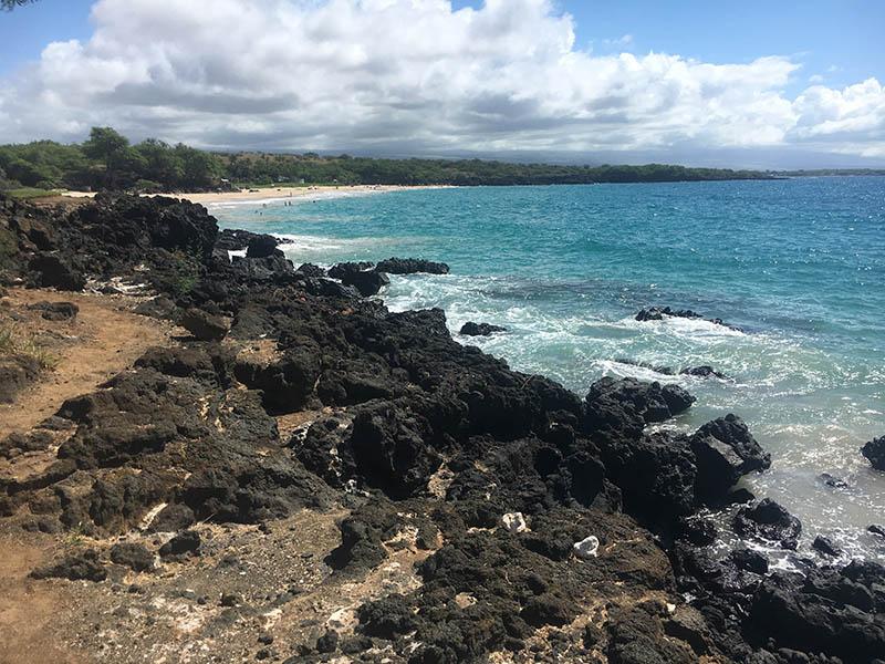 Rocky Beach Hiking Trail