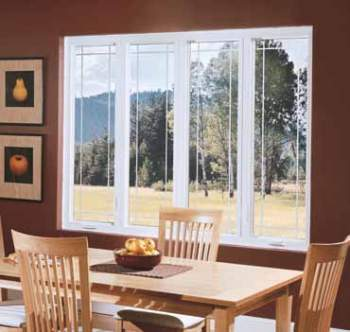 Outward Swing Windows