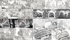 Selecting the best storyboard artist | Magnum News Corporation
