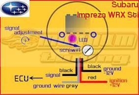 Subaru Impreza WRX Sti O2 Sensor Eliminator MAGNUM EZ CEL FIX Oxygen Sensor Simulator