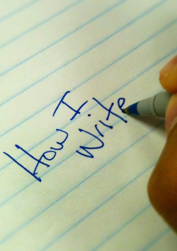 Writing: Setting My Own Path