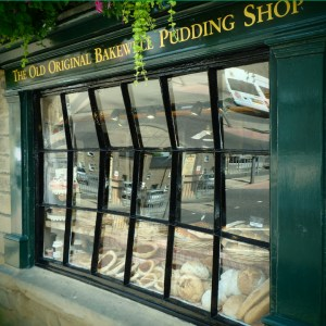Old Bakewell Pudding Shop