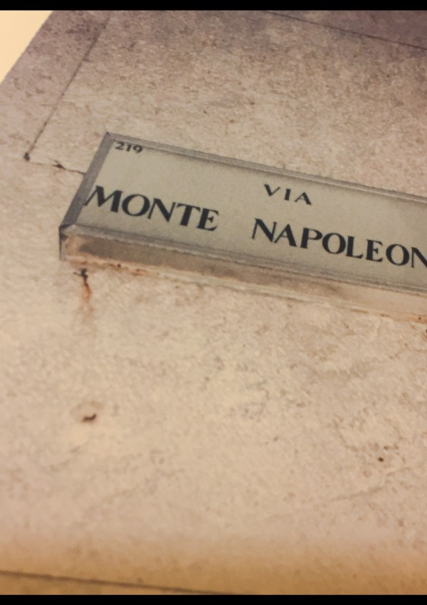 Milan: Via Monte Napoleone, Spring 1996 – Part 1