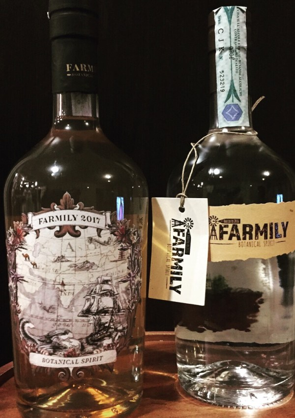 FARMILY: a small batch botanical spirit