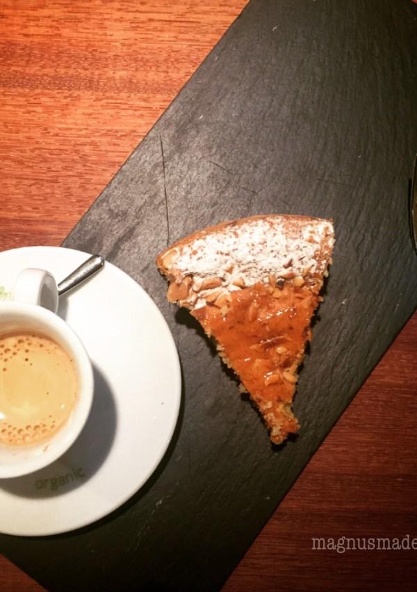 MILAN: Ginseng Coffee Break