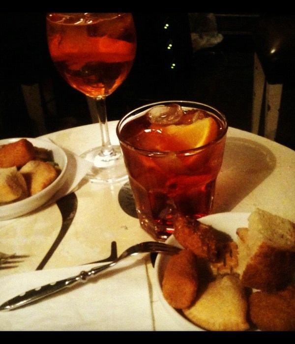 ROME: 5 spots for a great happy hour aperitivo