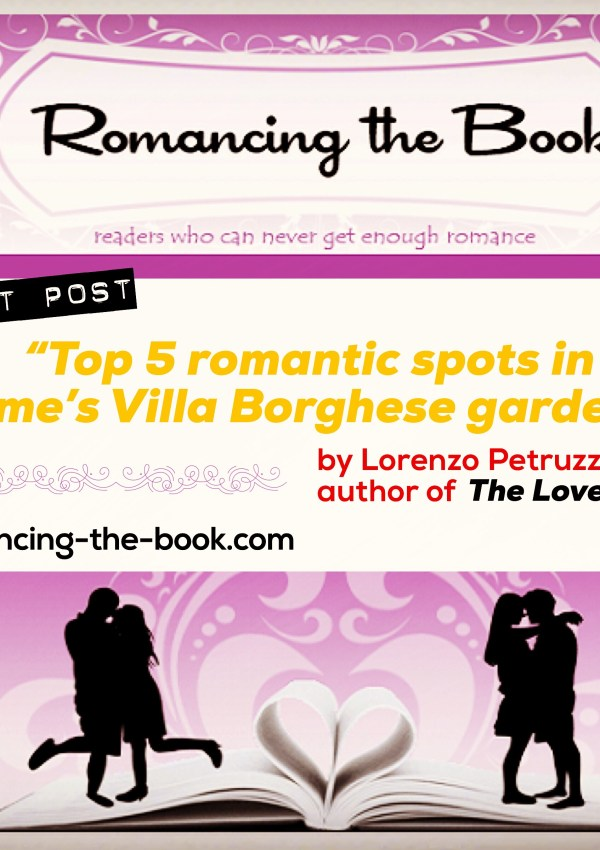 Guest Post: Romancing The Book