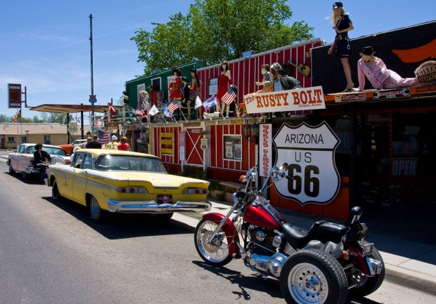 The Rusty Bolt, - Seligman, Arizona