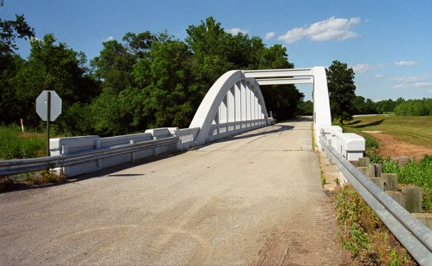 Rainbow Bridge - Riverton, Kansas