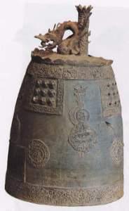 Bell, Goryeo dynasty, Ansusa, Sangju Korea