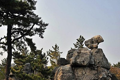 Rock of Mago, Donghae, Korea