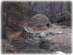 (2014 Mago Pilgrimage Report 1) Sweat Lodge in Gyodong, Ganghwa Islands by Helen Hwang