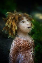 Jude Lally Celtic Goddess Doll