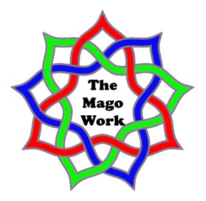 logo the mago work