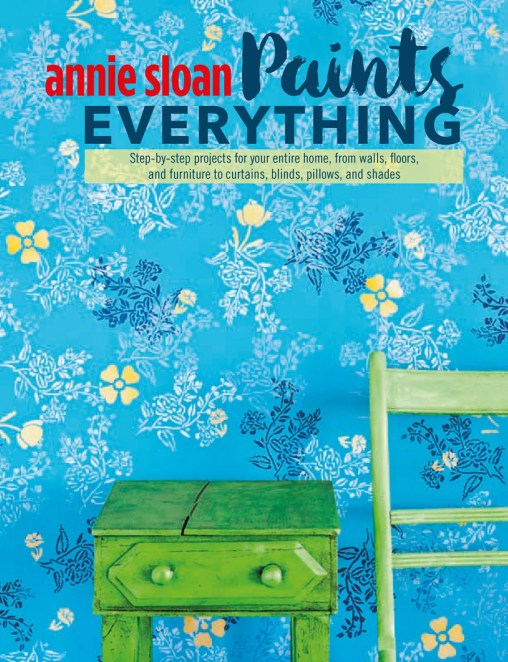 Annie Sloan Paints Everything 896