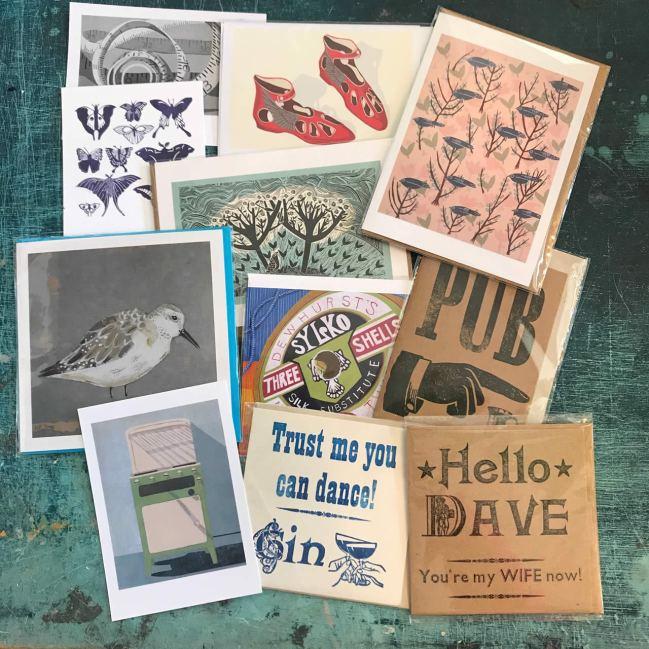 Handmade Cards Skipton
