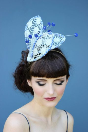 blue-off-white-lily-headpiece
