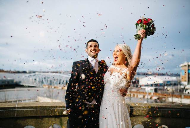 10 times to use confetti (that aren't just after the wedding ceremony) 6