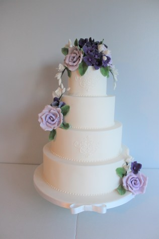 Purple Wedding Cakes 2018 wedding cake trends for the creative bride