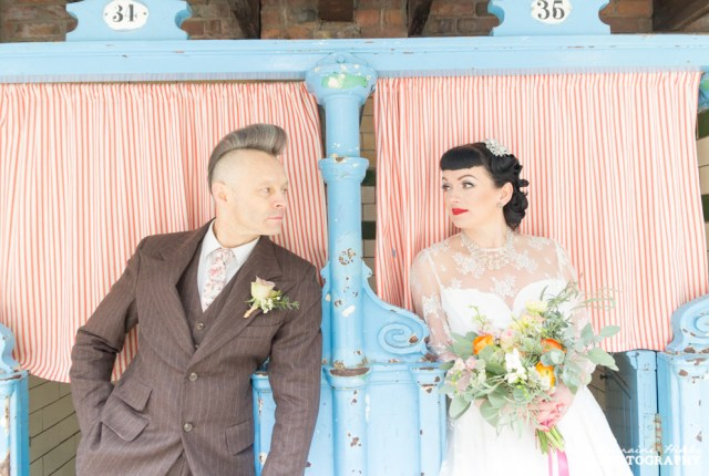 A Modern Vintage Wedding Extravaganza - Manchester October 28th 2018