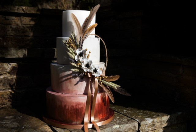 How to choose a wedding cake when you have food intolerances.