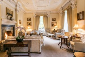 The Drawing room- Eshott Hall