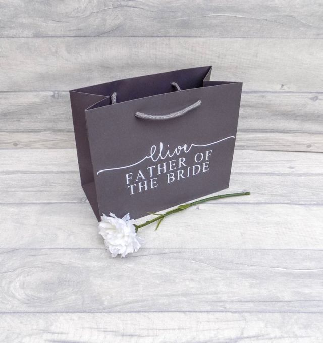 father of the bride gifts box