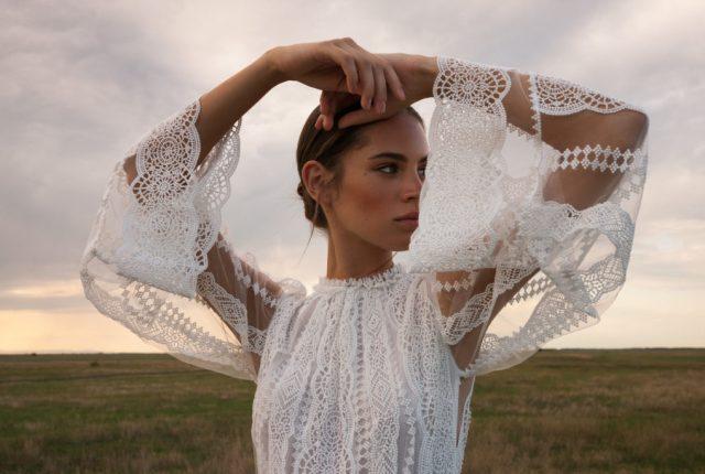 Folk Wedding Dresses- Your Perfect Modern Vintage by Daalarna
