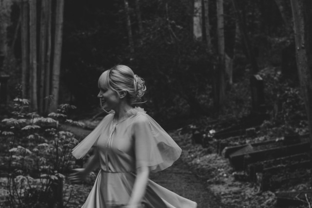 Chintzy Vintage Wedding Inspiration with William Morris Alternative Style