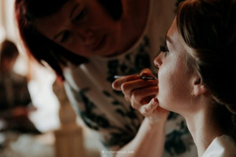 Wedding Makeup by Jenny Buckland